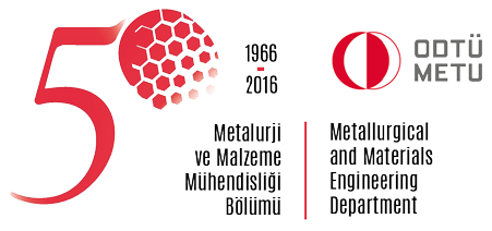 Department of Metallurgical and Materials Engineering | ODTÜ